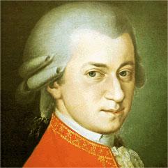 モーツァルトのピアノ曲の練習